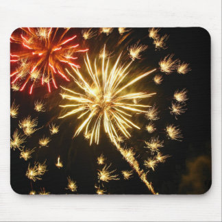 Hot Gleam Mouse Pad