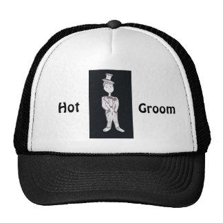 Hot Groom Trucker Hat