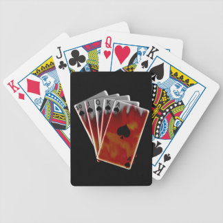 Hot Hand Poker Cards