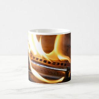 Hot Harmonica Mug