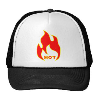 Hot Trucker Hat