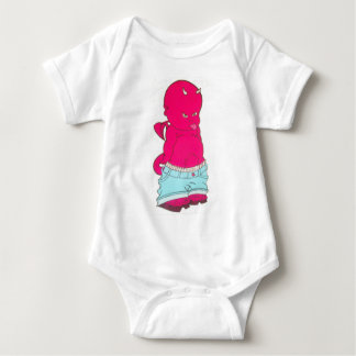HOT HEAD (Full Bodied and Satisfying) Baby Bodysuit