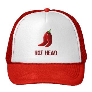 Hot Head Trucker Hat