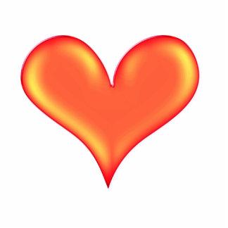 Hot Heart - Photo Sculpture
