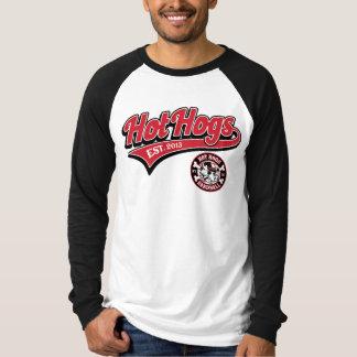 Hot Hogs™ Classic Mens Baseball Shirt