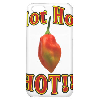Hot Hot HOT Single Habanero Pepper Case For iPhone 5C