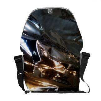 Hot! Hot! Hot! SIZZLE! FOILY SERIES MESSENGER BAG! Messenger Bag