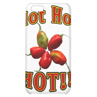 Hot Hot HOT Star Habanero Peppers Case For iPhone 5C