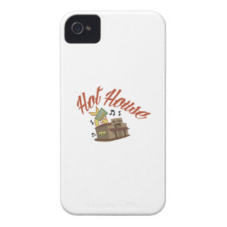 Hot House iPhone 4 Case-Mate Cases