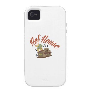 Hot House iPhone 4/4S Covers