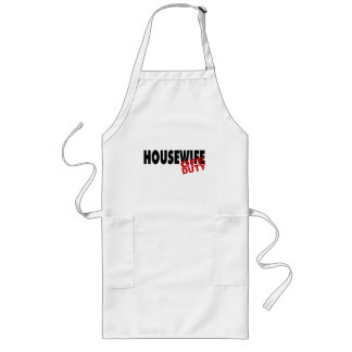 Hot Housewife (Blk) Aprons