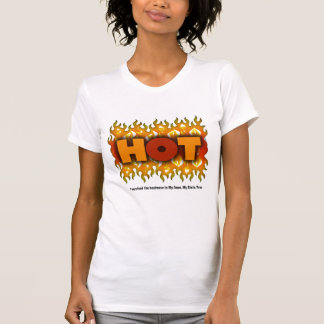 HOT! I Survived the Heat Wave T-Shirt