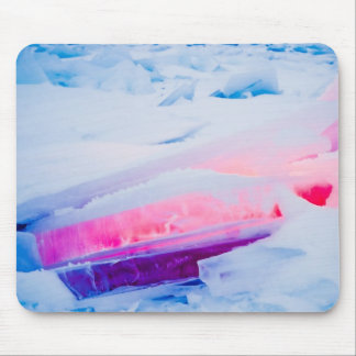 Hot Ice Mouse Pad