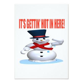 Hot In Here Card