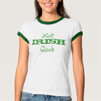 Hot IRISH Chick T-Shirt