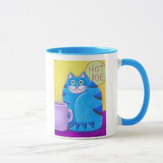 hot joe cuppa coffee mug