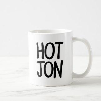 HOT JON COFFEE MUG