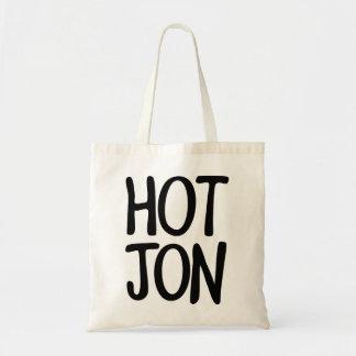 HOT JON TOTE BAG