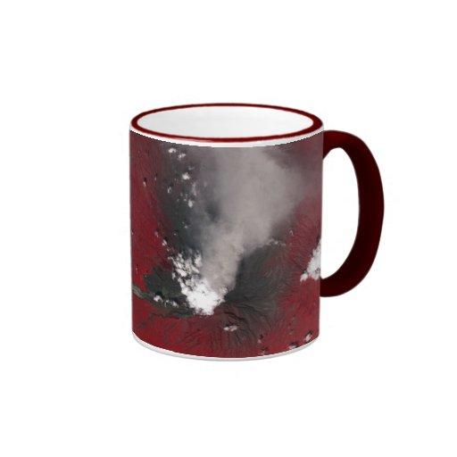 Hot Lava Ceramic Mug