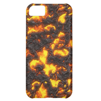 Hot Lava Cover For iPhone 5C