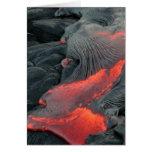 Hot Lava Greeting Card