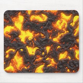 Hot Lava Mouse Pad