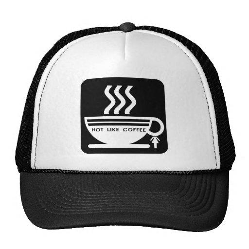 Hot Like Coffee Trucker Hat