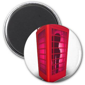 Hot Line box Imán Redondo 5 Cm