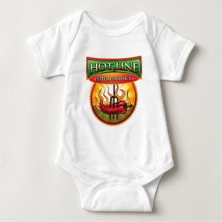 Hot Line Pepper Products Baby Bodysuit