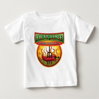 Hot Line Pepper Products Baby T-Shirt