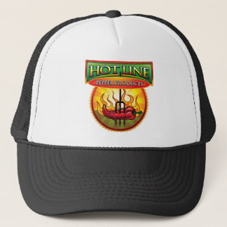 Hot Line Pepper Products Trucker Hat