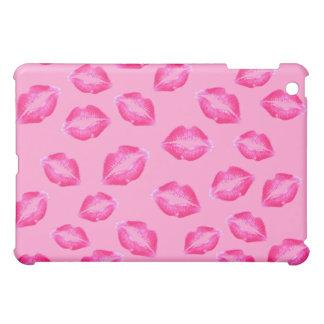 HOT LIPS by SHARON SHARPE iPad Mini Covers