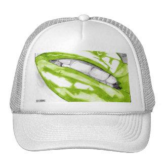 Hot Lips Hat (Green)