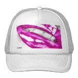 Hot Lips Hat (Magenta)