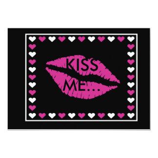 Hot Lips & Hearts Set Card