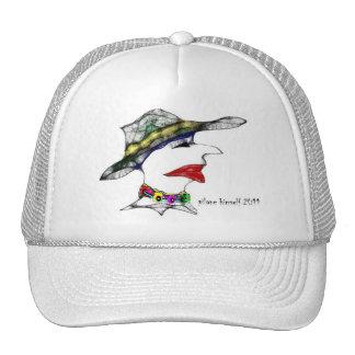Hot Lips Mama Trucker Hat