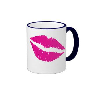 Hot Lips Mug