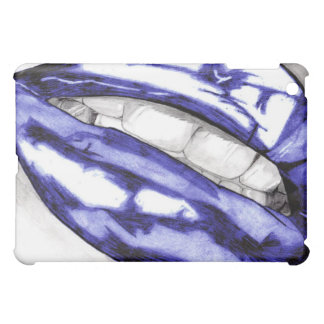 Hot Lips Violet iPad case