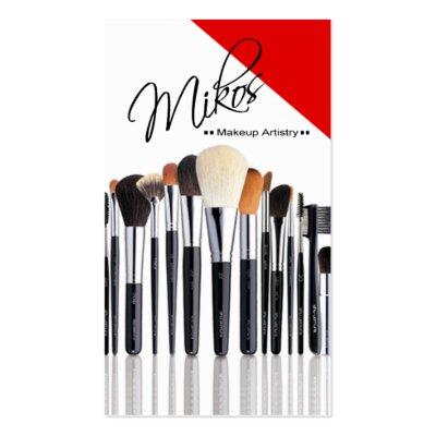 Hot Makeup Brushes - Cosmetologist, Makeup Artist
