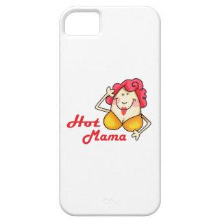 HOT MAMA iPhone 5 CASE