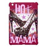 Hot Mama Purple Pink High Heels iPad Mini Case