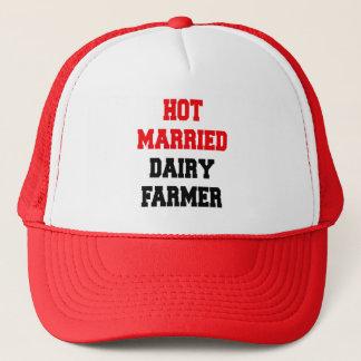 Hot Married Dairy Farmer Trucker Hat