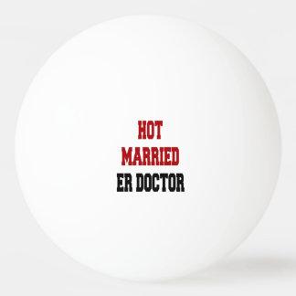 Hot Married ER Doctor Ping Pong Ball