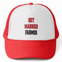 Hot Married Farmer Trucker Hat