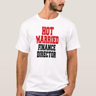 Hot Married Finance Director T-Shirt