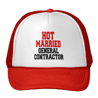 Hot Married General Contractor Trucker Hat