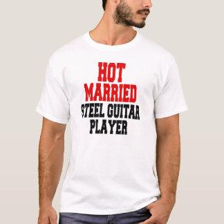 Hot Married Steel Guitar Player T-Shirt