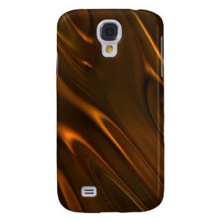 Hot Melted Liquid Chocolate Textured Samsung Galaxy S4 Case