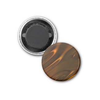 Hot Melted Liquid Chocolate Textured Magnet