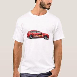 Hot Mess Car T-Shirt